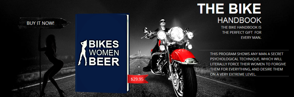 Bike Women Beer